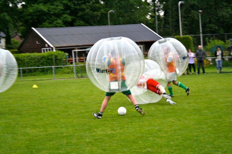 bubbelvoetbal Bubbelvoetbal Bubblevoetbal 1 1