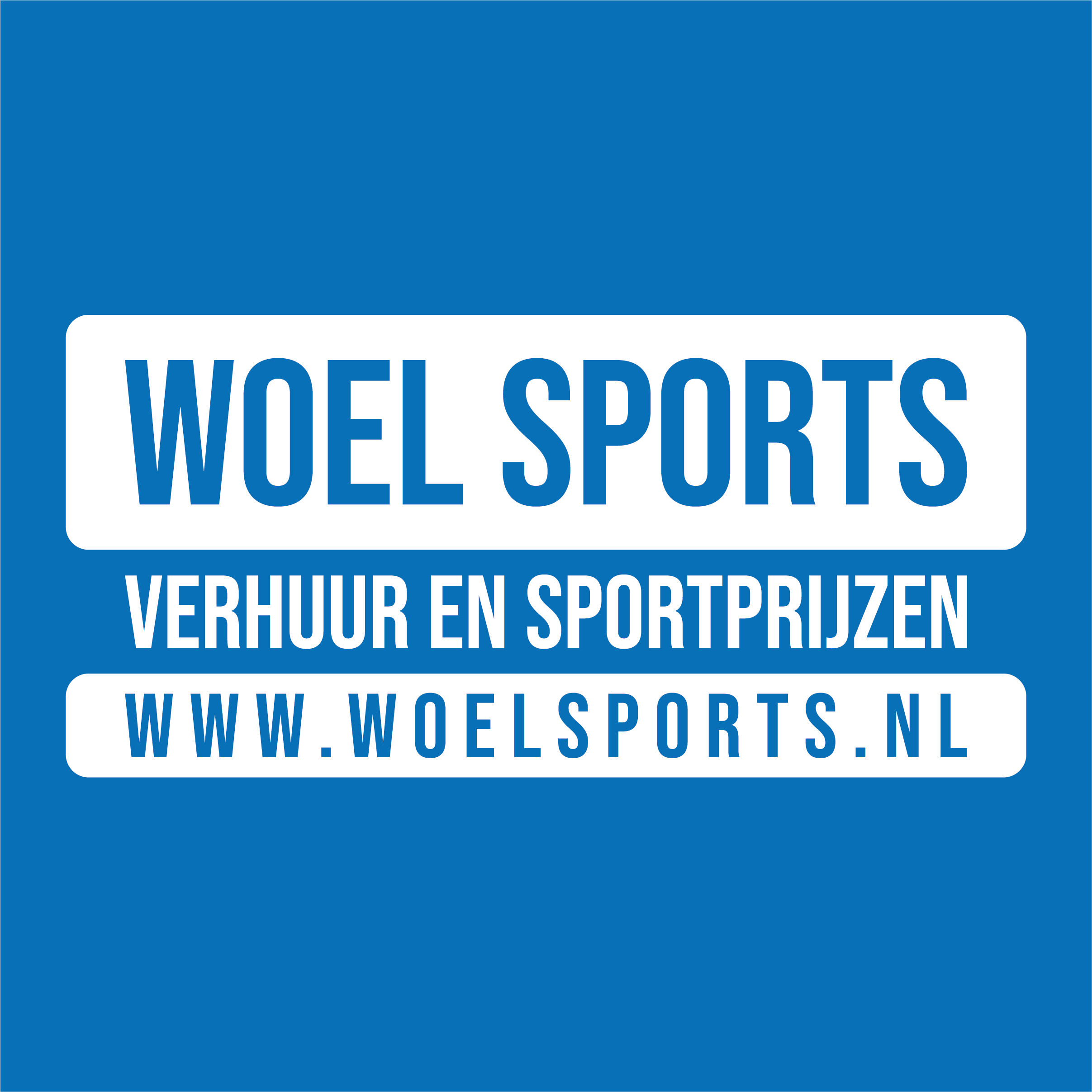over ons Over ons Woel Sports logo blauw FB